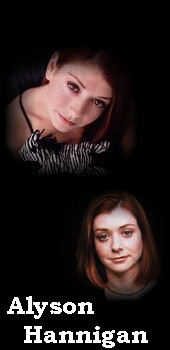 Alyson Hannigan as Willow Rosenberg