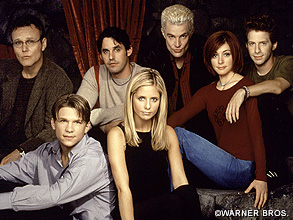 Buffy Cast Season 4