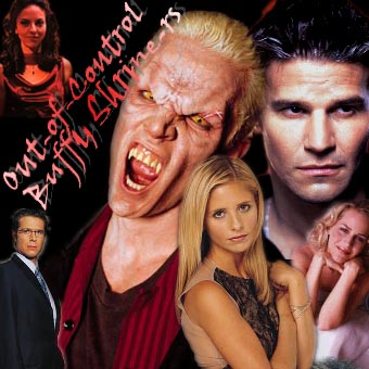 The Out-of-Control Buffy Shrine-rs welcome you