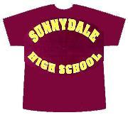 Allison - Sunnydale High Shirt