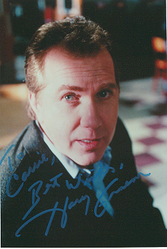 Carita - Autographed Harry Groener picture